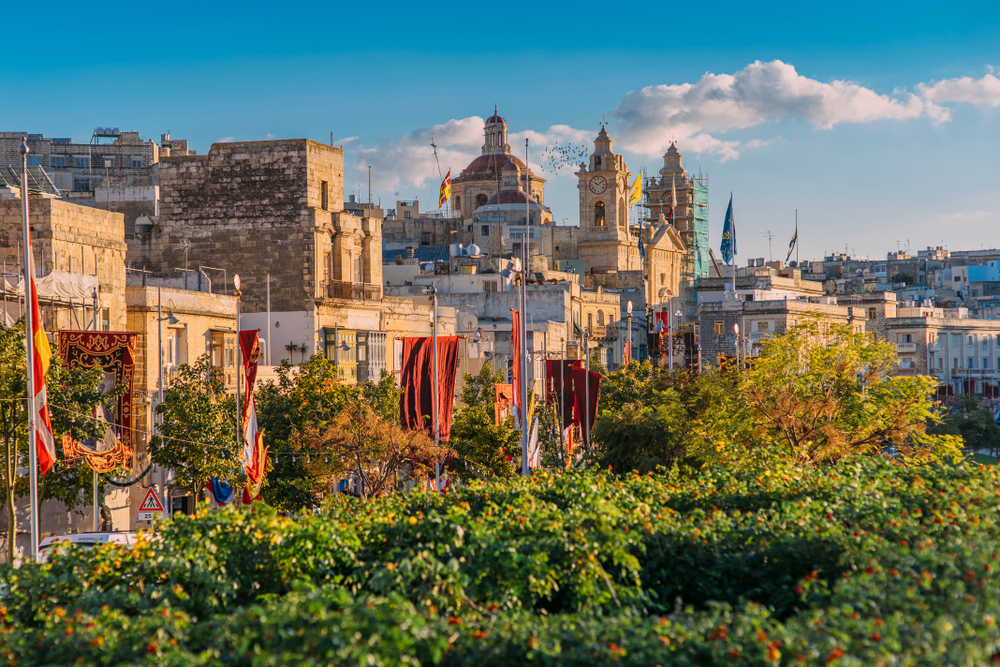 Places to visit in Malta 3 cities
