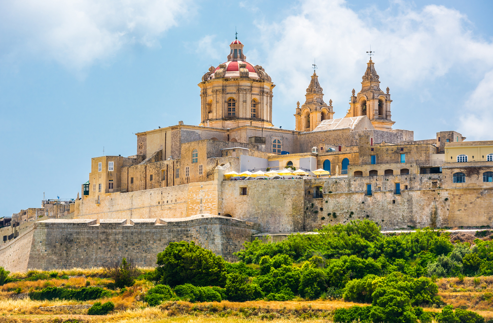 Places to visit in Malta Mdina