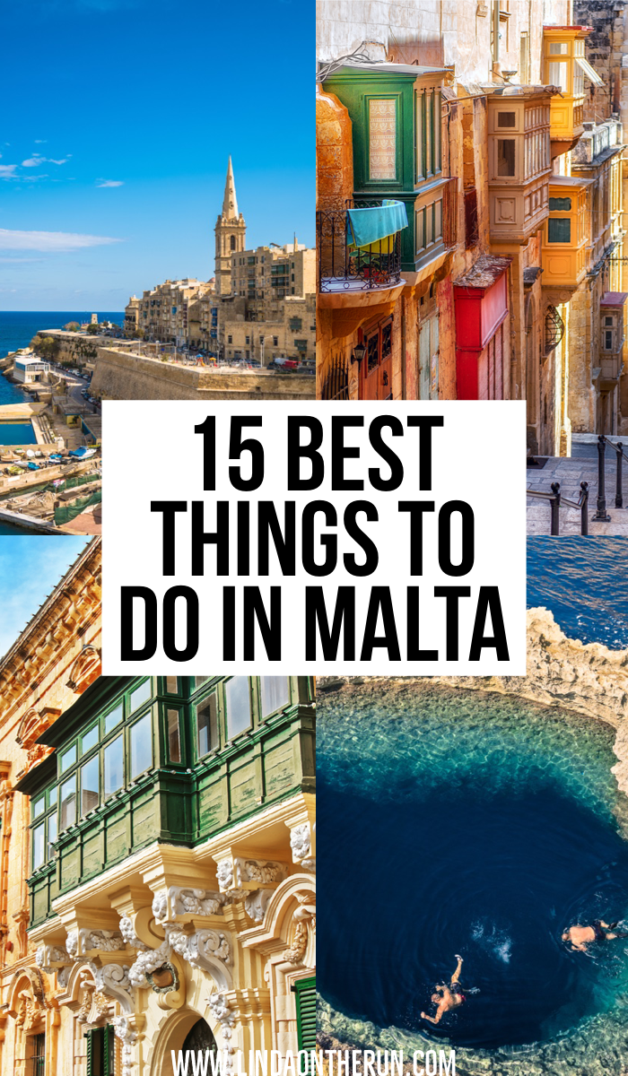 15 Best Things To Do In Malta