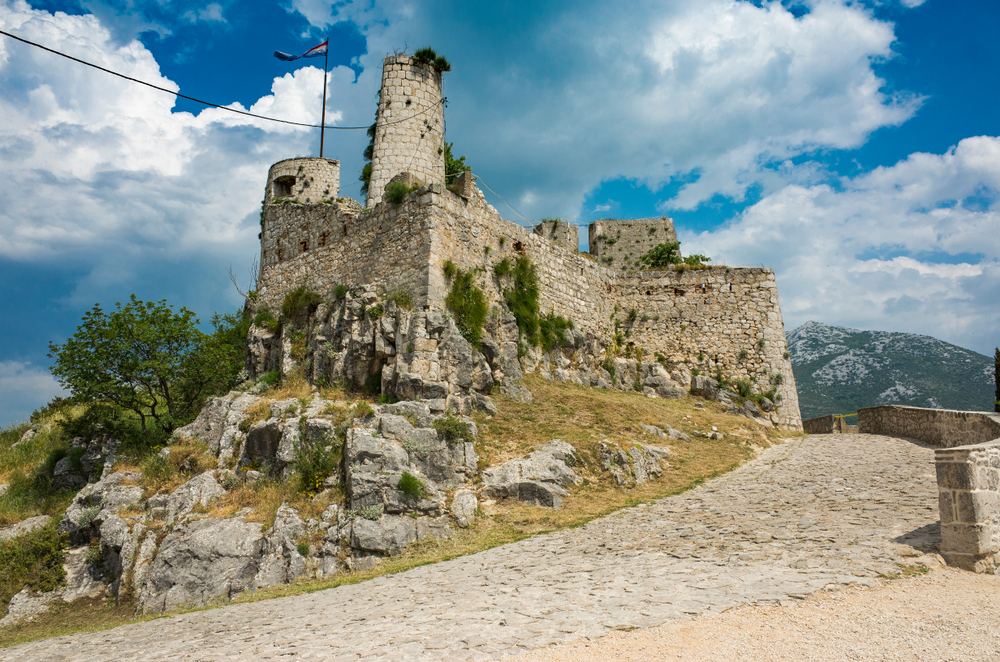 Day trips from Split, the Kils fortress