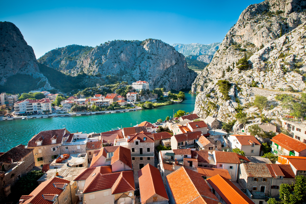 Day trips from Split to Omis