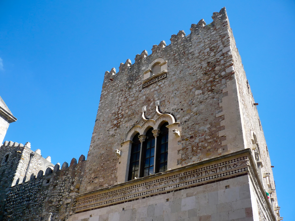 Things to do in Taormina Corvaja Palace