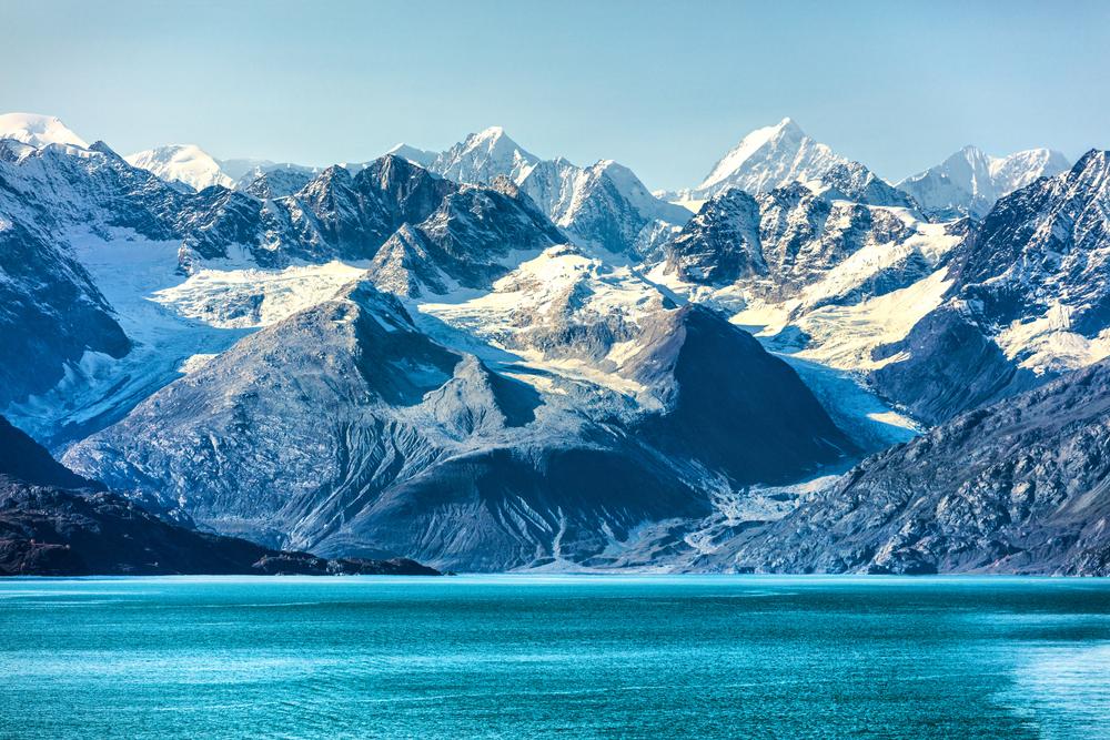 Epic glaciers are part of Alaska
