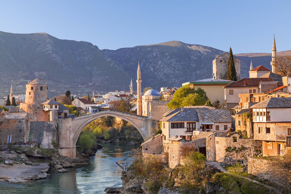 Dubrovnik day trips Mostar