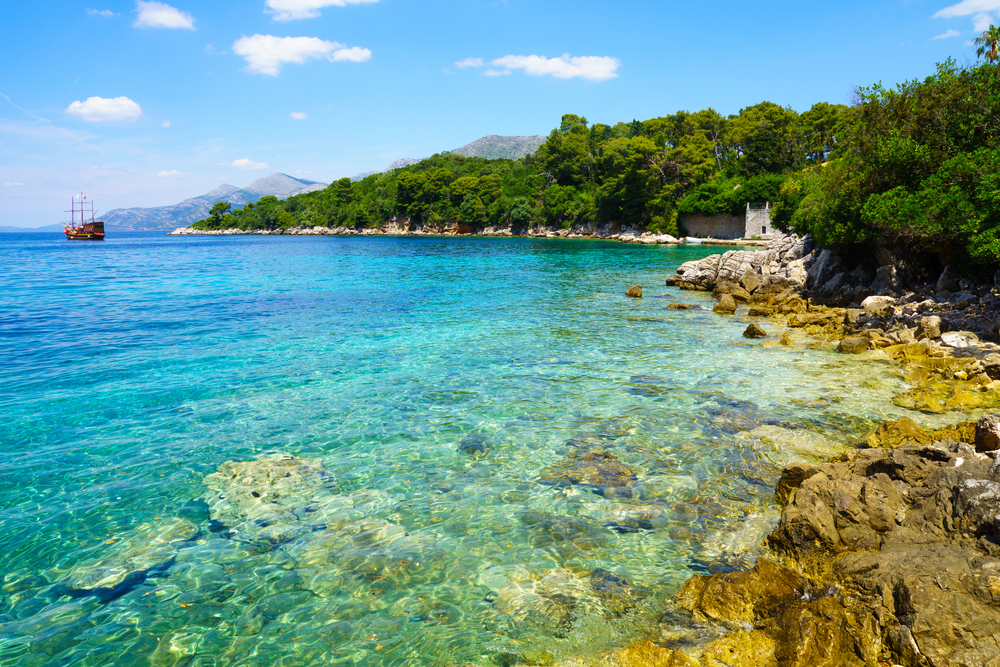 Dubrovnik day trips beach