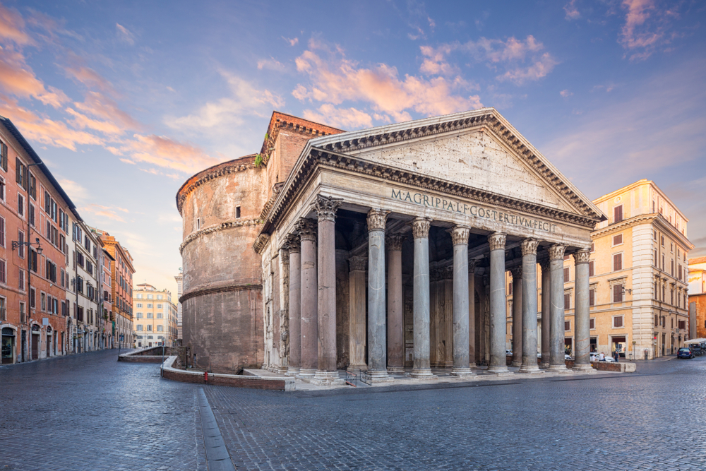 Rome in a day, Pantheon