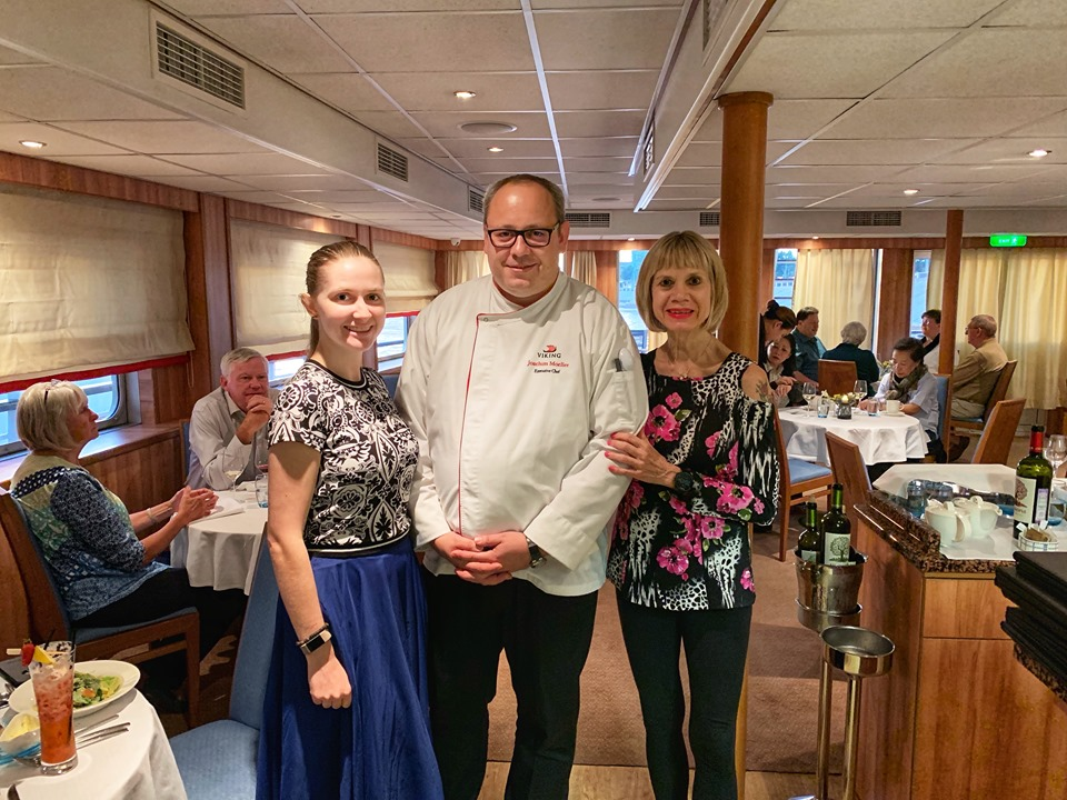 Russian River Cruise with the chef