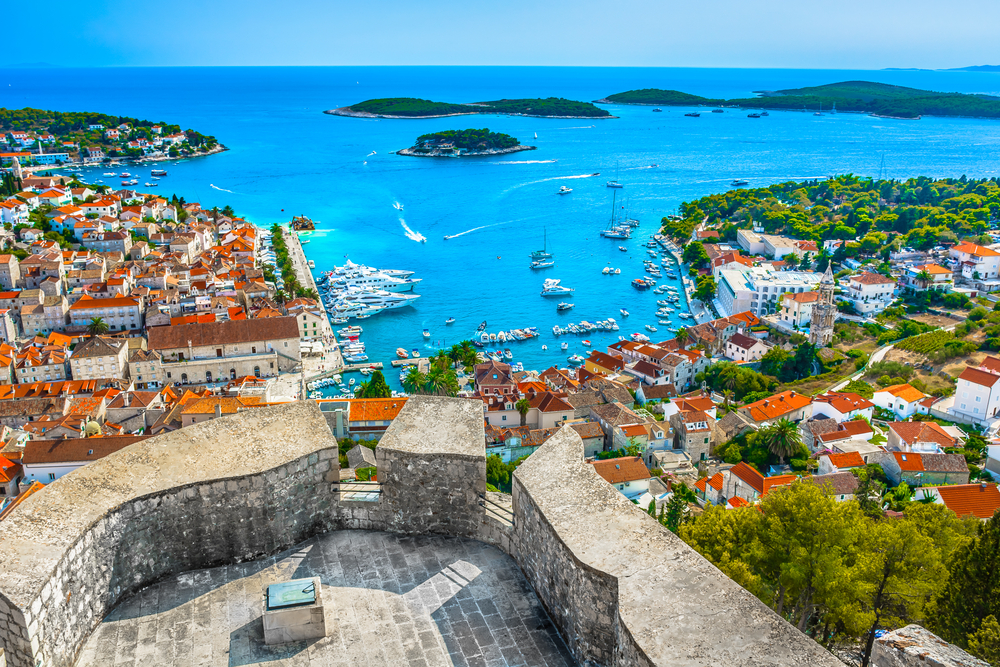 Day trips from Split Hvar Island
