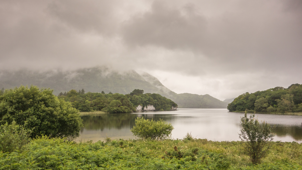 things to do in Killarney walk around Muckross Lake