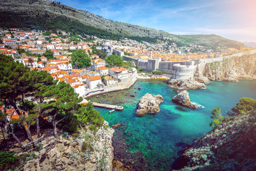Day trips from Dubrovnik Old Town