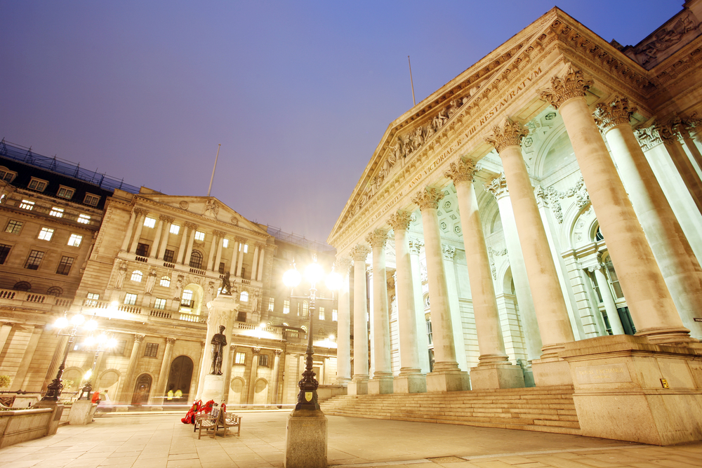 Unusal Places to visit in London the Royal Exchange