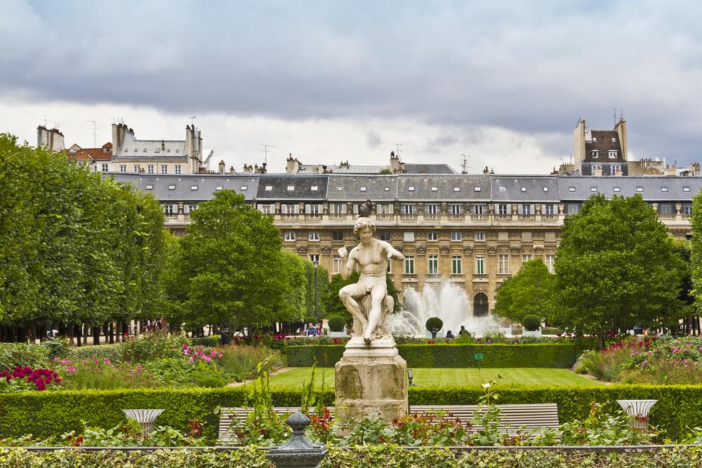 5 days in Palais Palais Royal