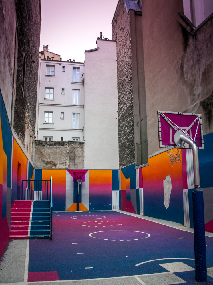 5 days in Paris Pigalle BB Court