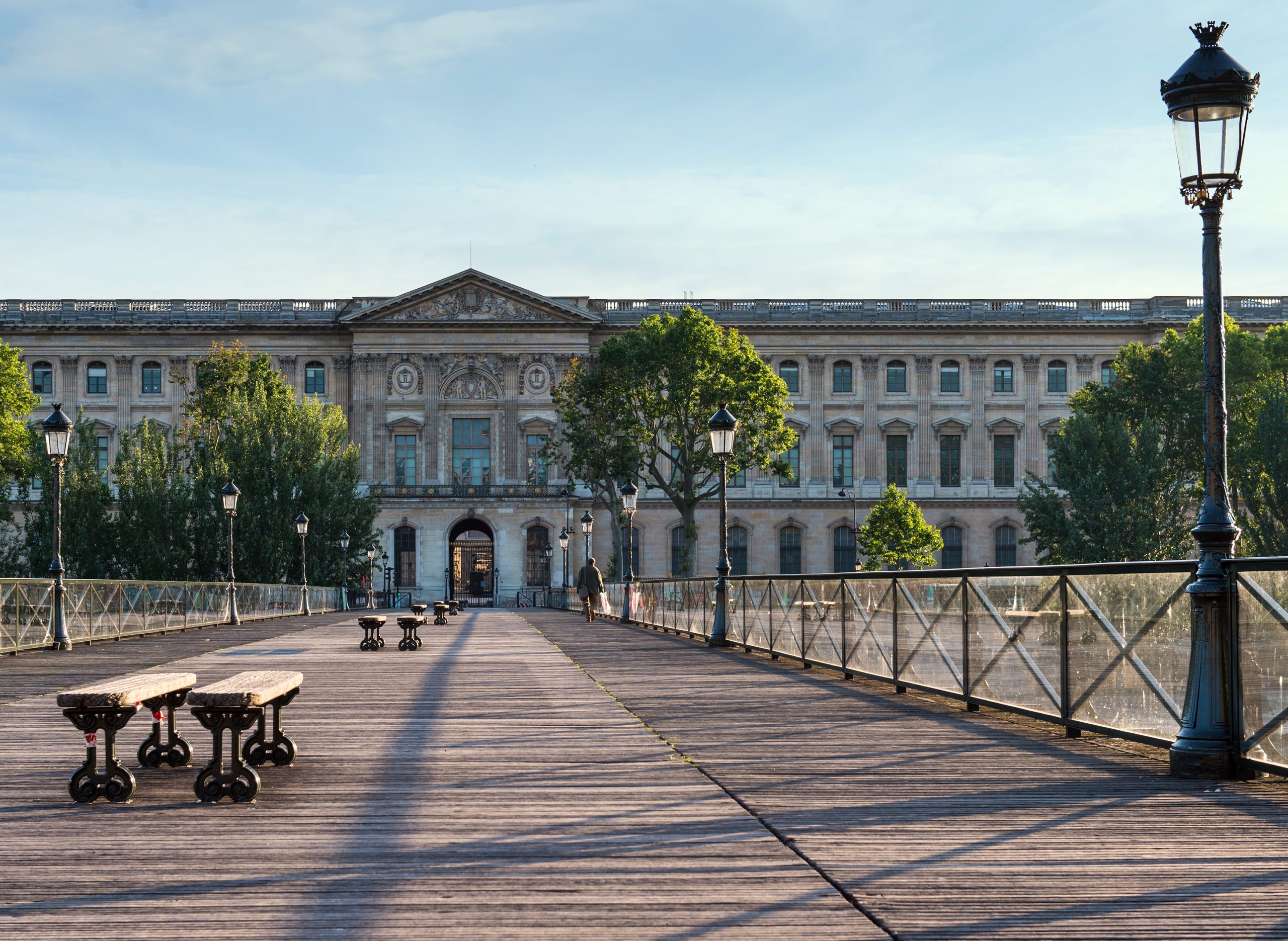 Bridges in Paris Pont de Arts
