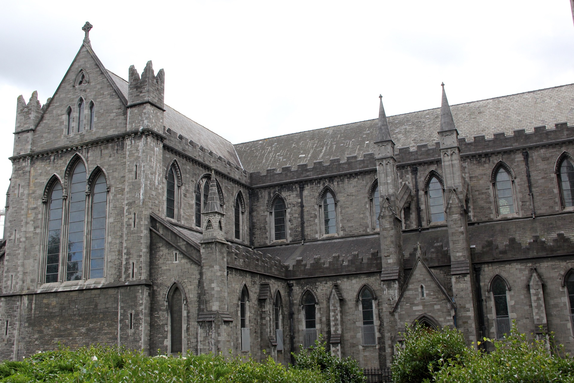 When in Dublin for 3 days visit Christchurch Cathedral