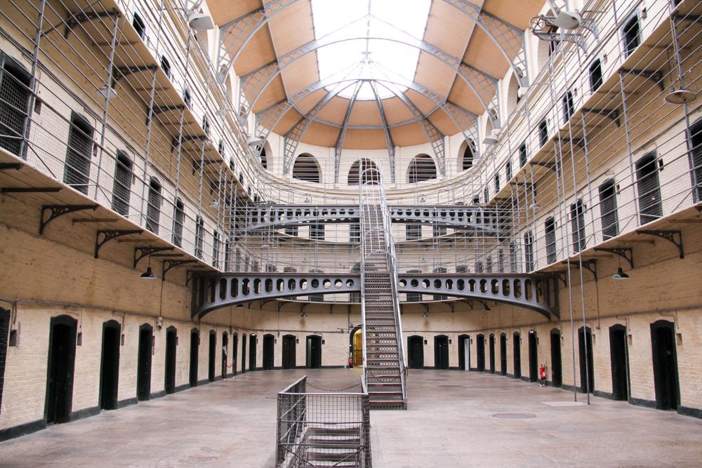Dublin in 3 Days be sure to visit Kilmainham Gaol, the jail museum