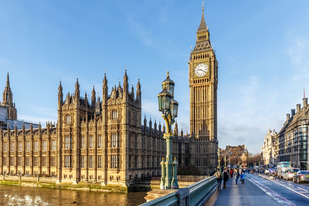 Parliament and Big Ben are great to visit during your 5 days in Paris