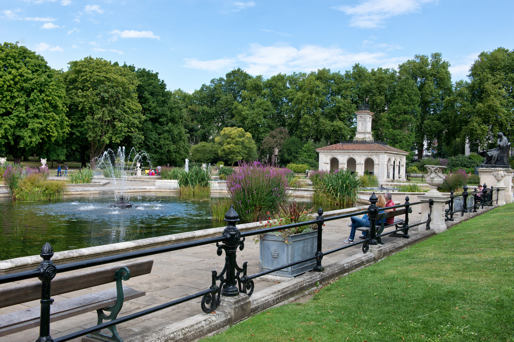 Putting Hyde Park on your London itinerary is a great idea