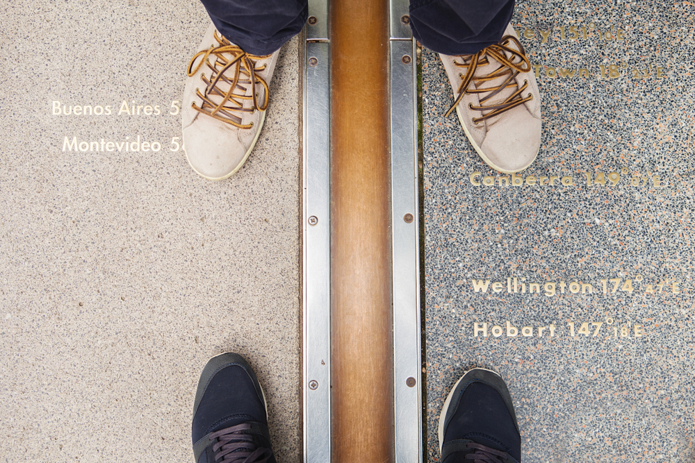 visiting the Greenwich Meridian is a fun and educational thing to do during 5 days in London