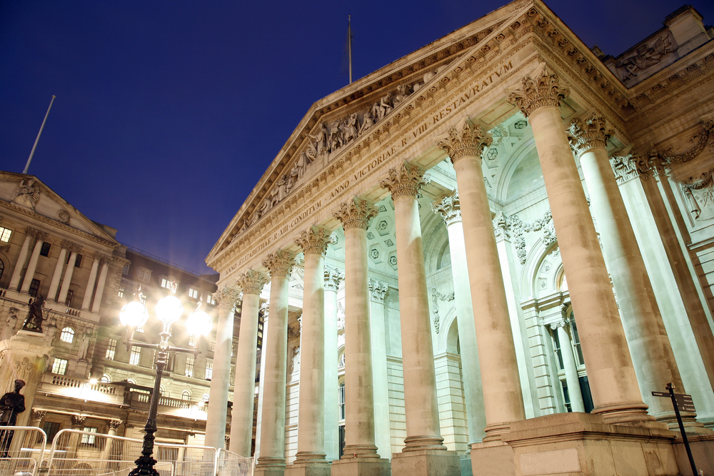 Add the Royal Exchange to your London Itinerary