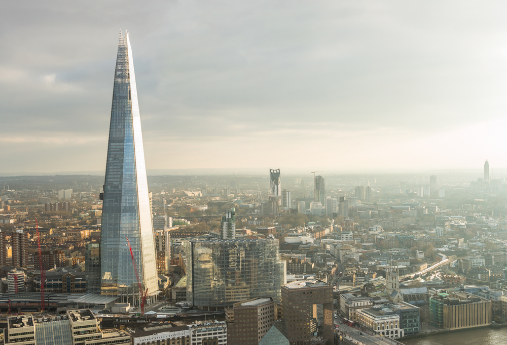 The Shard should be on your London itinerary