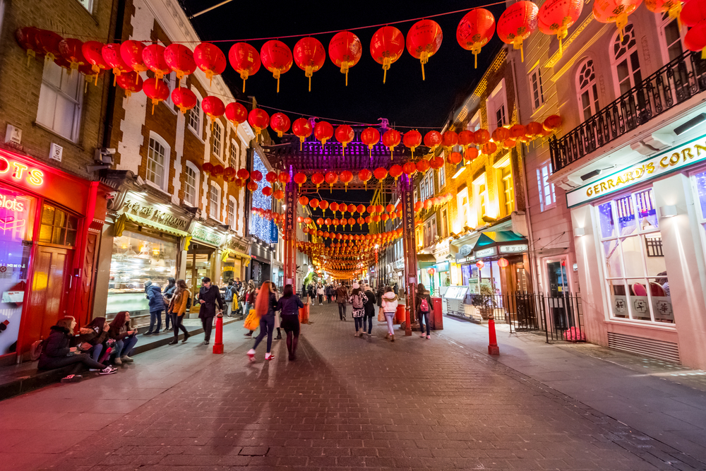Chinatown is a great place to add to your London itinerary