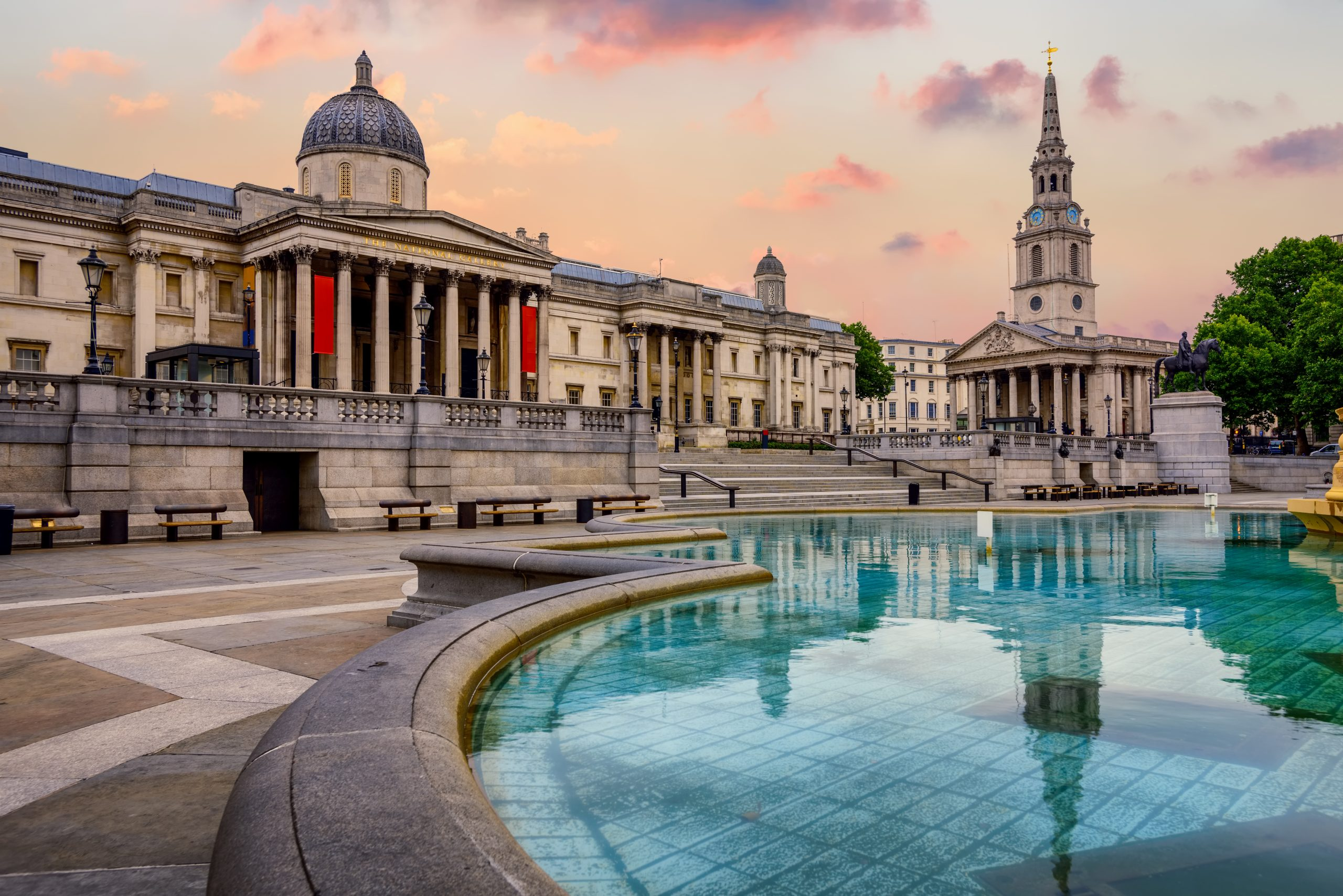 Your 5 days in London itinerary should have a visit to the National Gallery in it