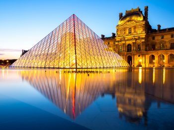 Your 3 days in Paris itinerary must include a visit to the Louvre Museum