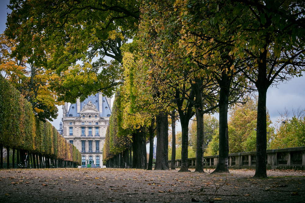 # days in Paris should include a stroll in the Tuilleries Gardens