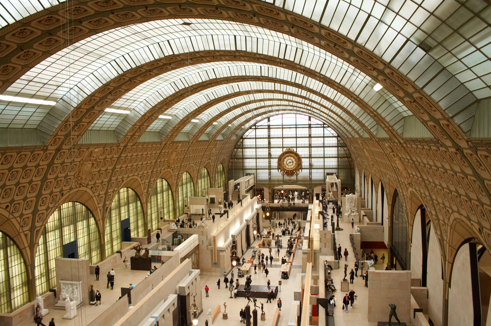 Visit the Musee d'Orsay during your Paris and London trip
