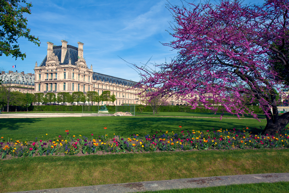London And Paris trips should include at stop at the Tuileries garden