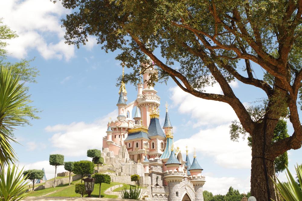 One of the best Paris day trips is Disneyland Paris