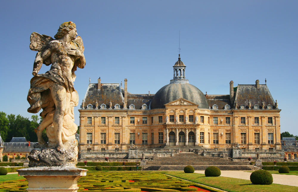 One of the most interesting Paris day trips is the historical Vaux-le-Vicomte