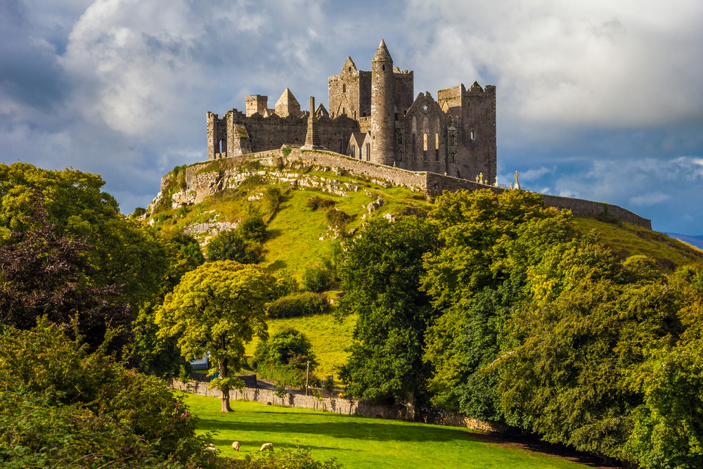 Rock of Cashel is worth a visit when visiting Ireland