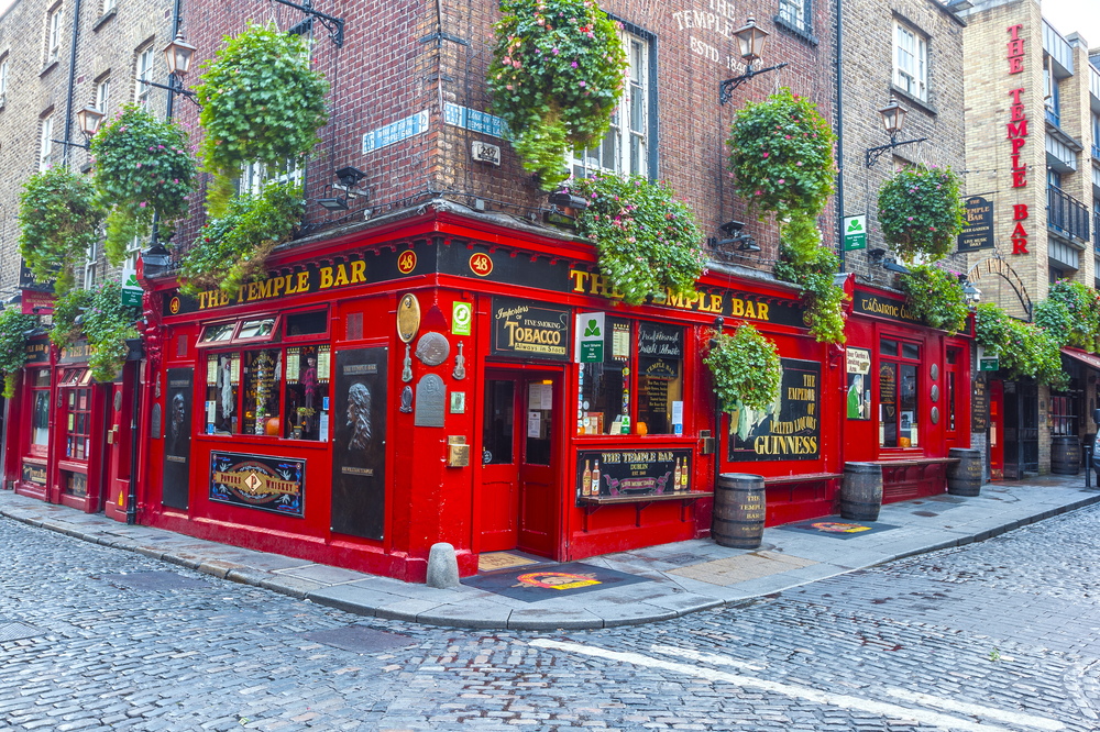 Dublin is a fun city to explore when traveling to Ireland