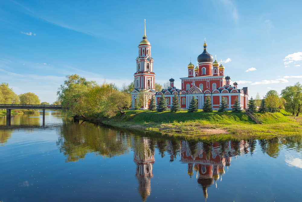 Russian Orthodox churches are stunning
