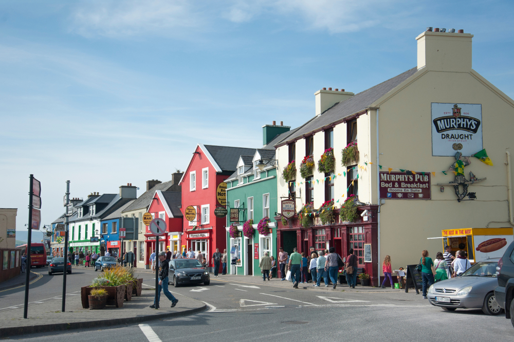 Dingle is such a cute Irish town