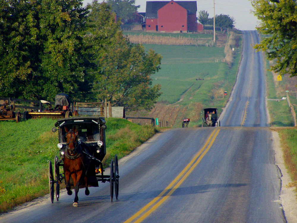 Visiting the Amish in Ohio is an unforgettable experience.