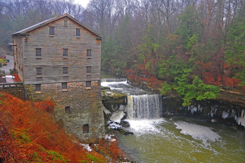 Weekend getaways in Ohio should include Lanterman's Mill in Youngstown