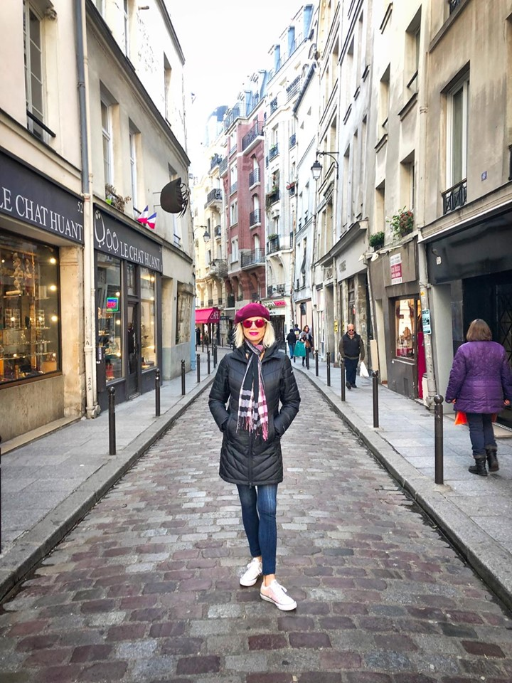 side streets make the pretties Paris instagram spots