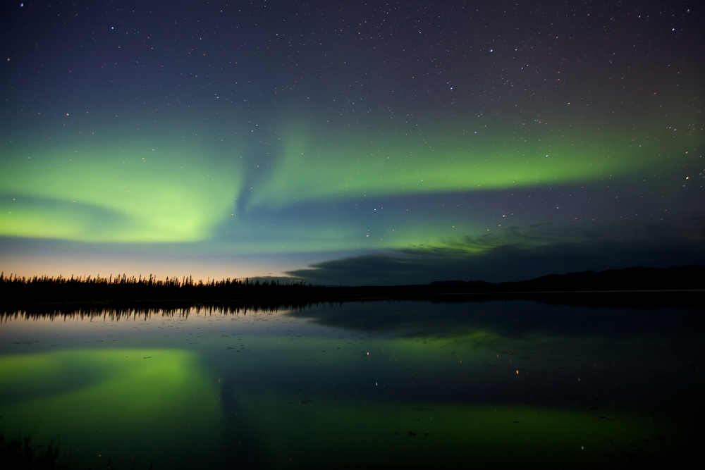 Seeing the NOrthern Lights is one of the most memorable things to do in Anchorage