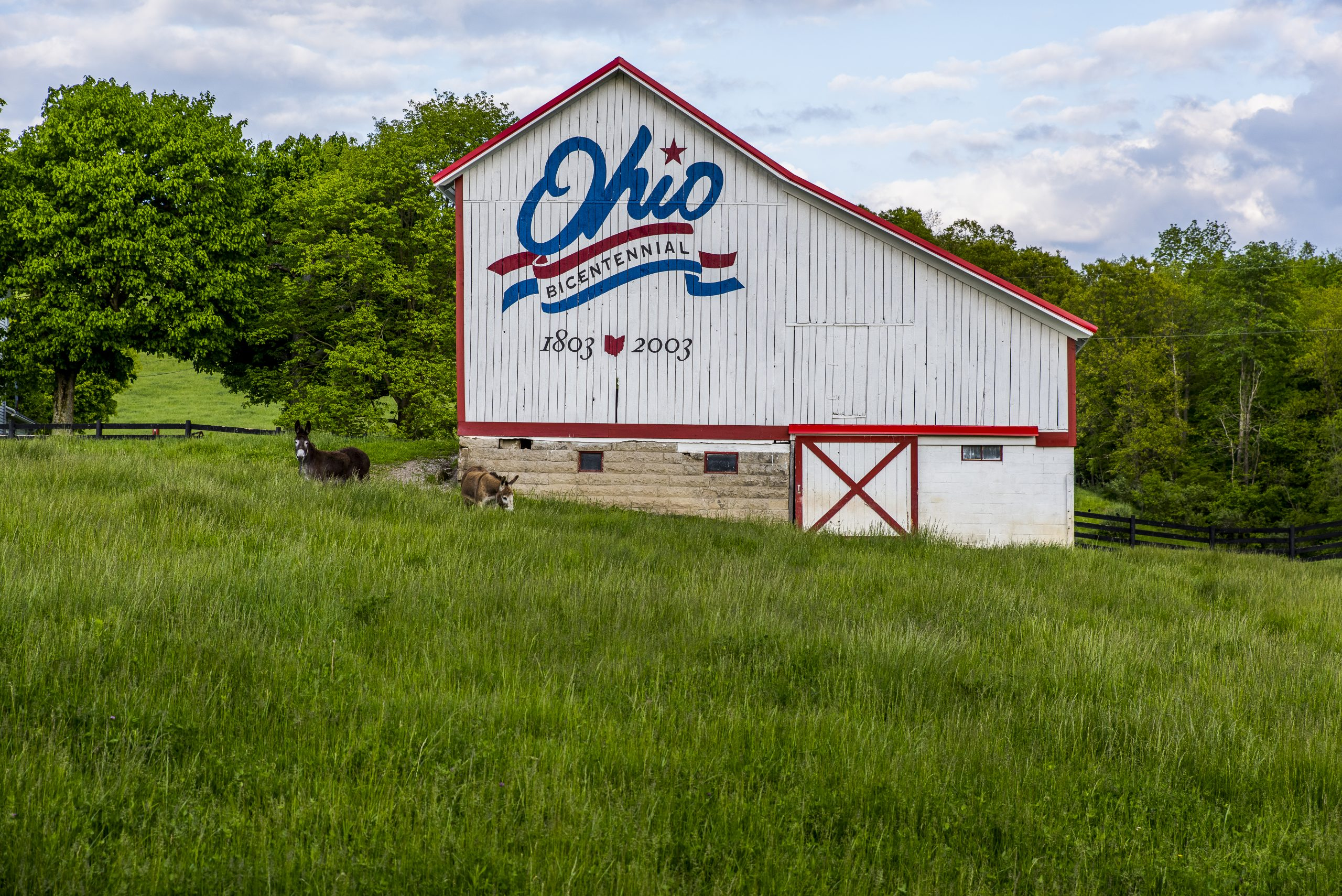 things to do in Ohio barn