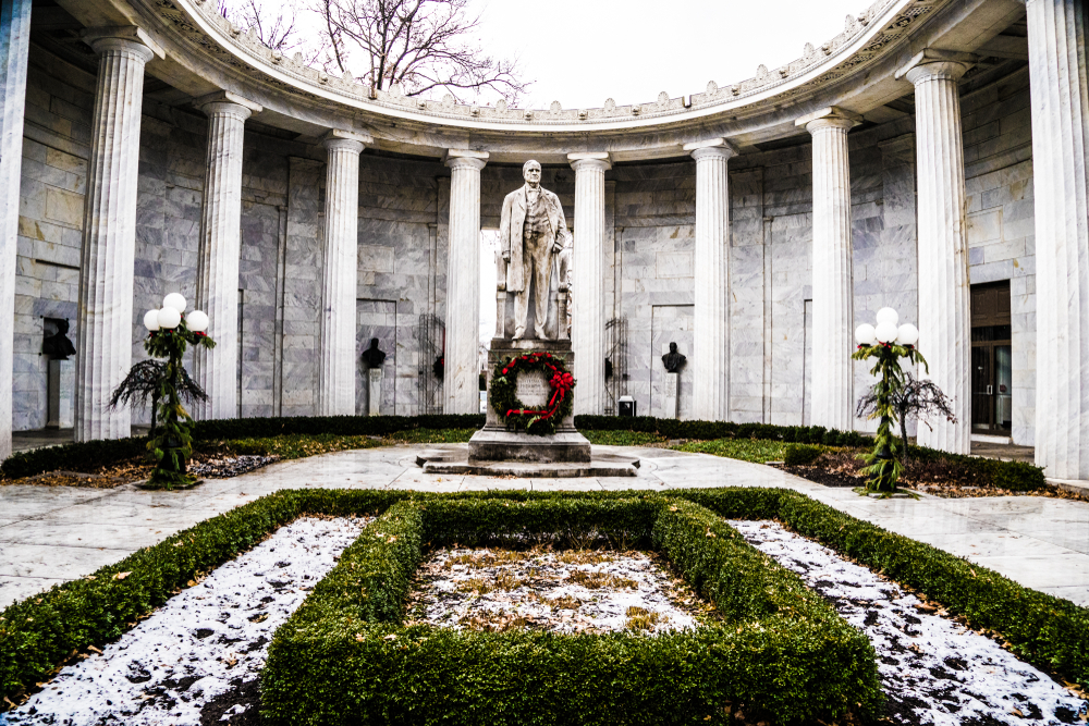 visiting the McKinley National Memorial is one of the educational things to do in Youngstown