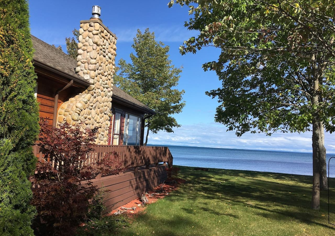 Paradise Views On The Shores of the Great Lakes