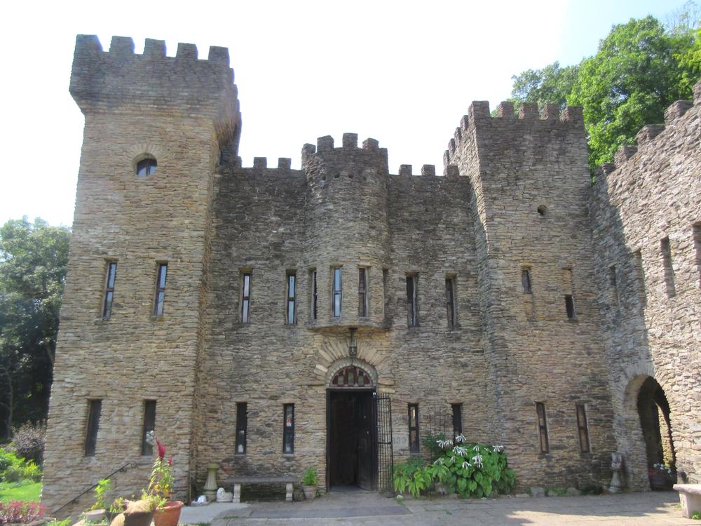 Loveland castle near Cincinnati