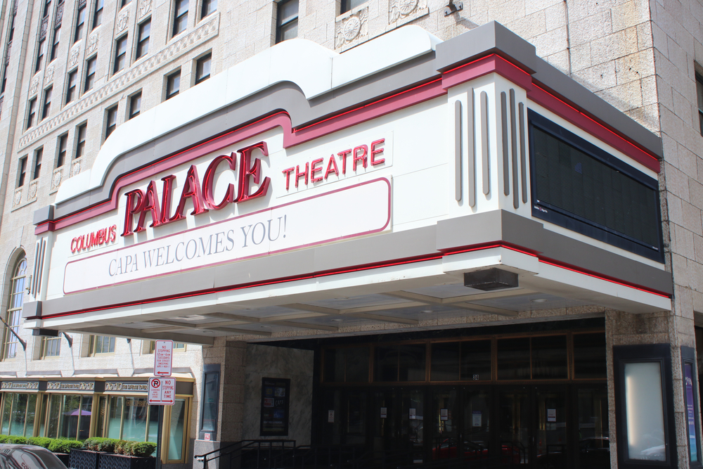 Seances have been held at the Palace theater in Columbus Ohio