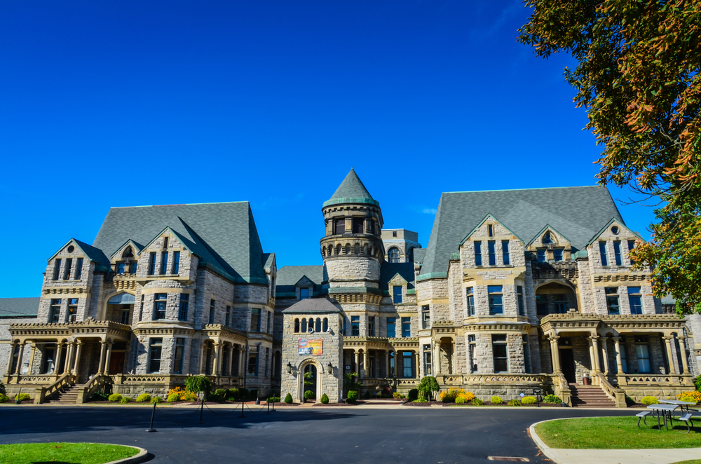 Maybe one of THE most haunted places in Ohio is the Ohio State Reformatory