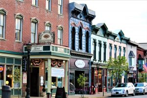 historic buildings of Millersburg