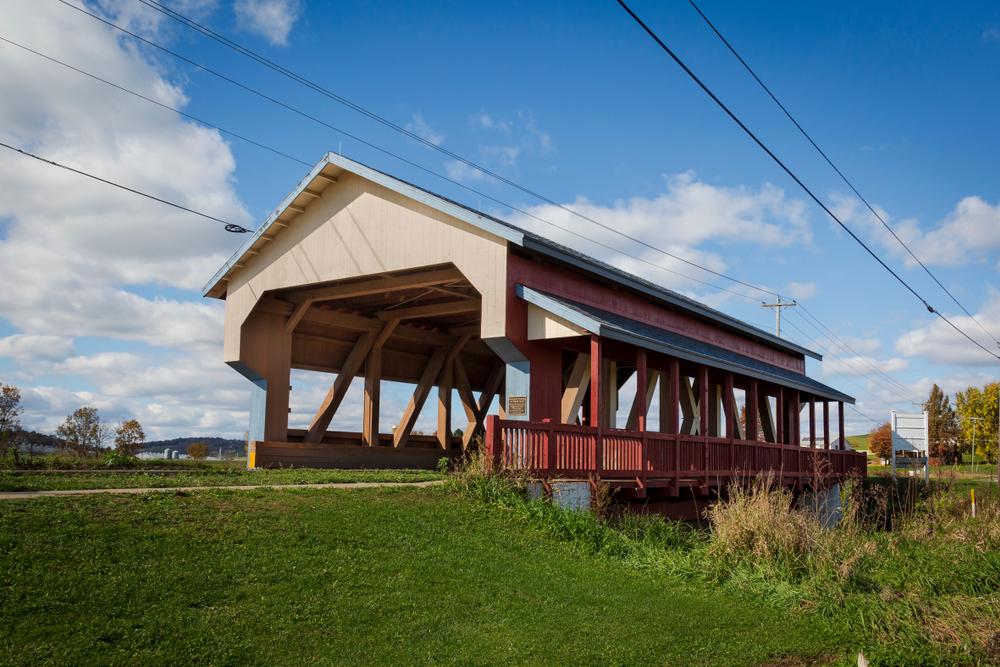 Stutzman's Crossing Bridge